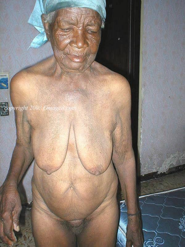 Sex mature black grannies