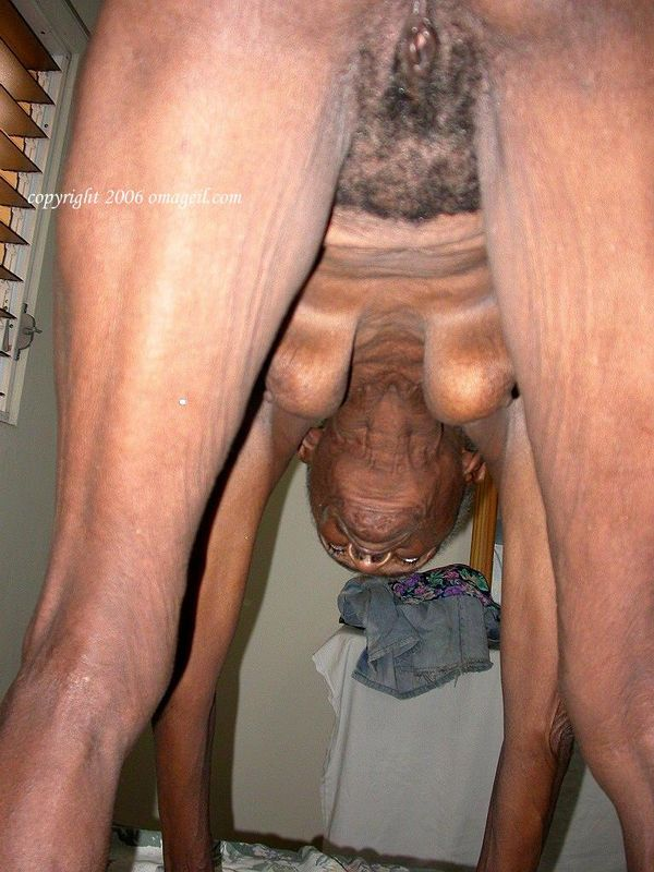 Skinny Oma Porno